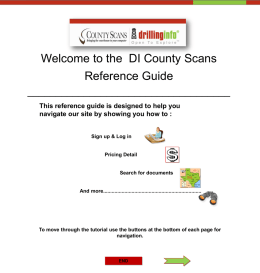 Search Database - DI County Scans