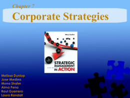 Organizational Renewal Strategies