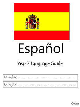 Year7SpanishBooklet_60pageversion