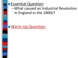 Industrial Revolution File