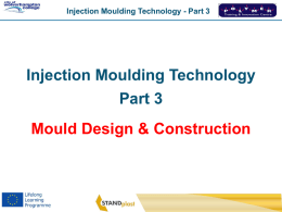 Material - 5. Injection Moulding Technology Part 3