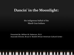 Dancin` in the Moonlight