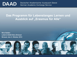 DAAD - International Cooperation in Education