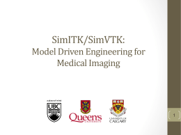 SimITK: Visual Programming of the ITK Image Processing Library