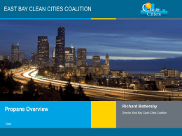 LPG Autogas Powerpoint - East Bay Clean Cities