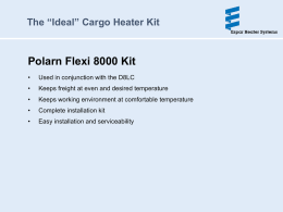 Polarn Flexi 8000 Kit