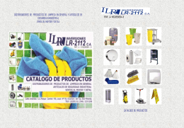 Catalogo - Inversiones LR 2112