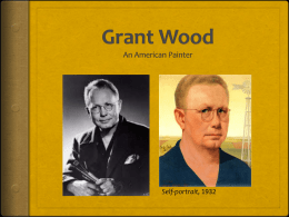 Grant Wood - Spring Brook Elementary School