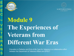 Slides - We Honor Veterans