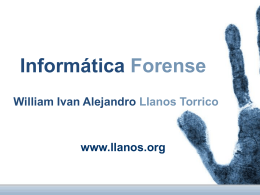 Informatica Forence