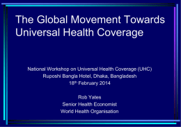2014_02_18_WHO_Global_UHC_presentation