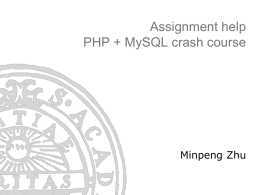 "php $result = mysql_query(""select book_name, publish_year from"
