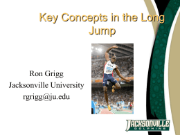 Long Jump - Complete Track and Field