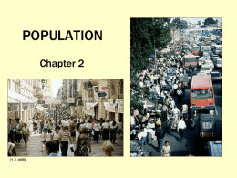 population notes