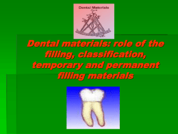 Dental materials - TOP Recommended Websites