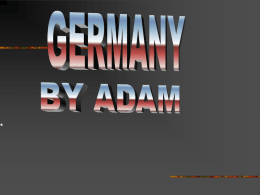 Germany by Adam