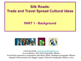 CPD_Lesson2_Strategy4_Silk_Roads