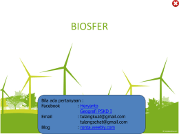 BIOSFER - Weebly