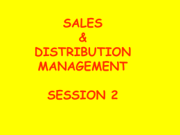 SM-2 - Product Management