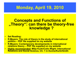 AAA2) IR THEORY SIMPLE START