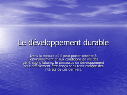 le-developpement-durable-synthese
