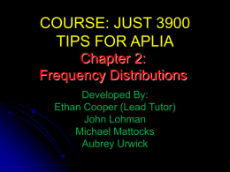 chapter-2-frequency-distributions-helpful-hints-for-aplia