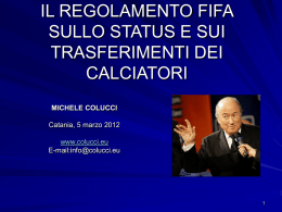 It - Michele Colucci