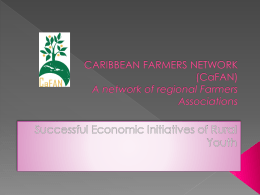 Caribbean Farmers Network