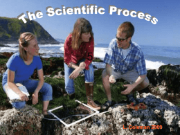 Scientific Process PPT