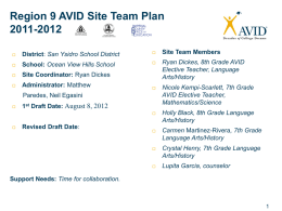 ovhs-avid-site-plan-2012-2013 certification 051513