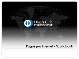 Scotiabank - Diners Club