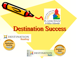 Destination Success - St. Lucie Public Schools