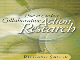 Collaborative Action Research