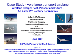Reflections of a Paleoaerodynamicist An Early 21st Century