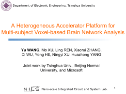A Heterogeneous Accelerator Platform for Multi
