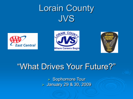 Lorain County Joint Vocational School