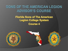 FSCS-06 SAL Advisors Course