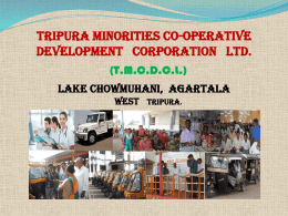 Tripura Minorities Co-Operative Development Corporation