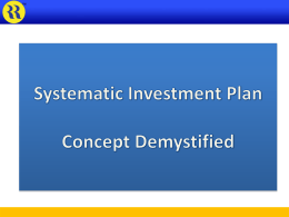 SIP Concepts Demystified