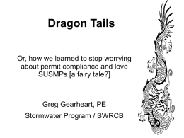 Dragon Tails - Contra Costa Clean Water Program