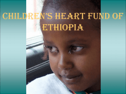 Children's Heart Fund of Ethiopia
