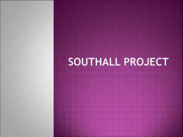 Southall Project