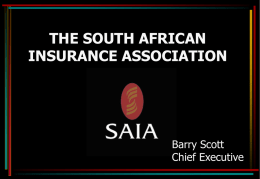 SAIA APPROVED (PTY) LTD