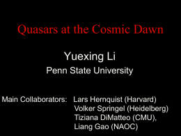 Formation of the Most Distant & Luminous Quasars