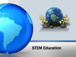 STEM EDUCATION - Bremerton CTE
