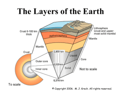 Earth's Interior PowerPoint - Marcia's Science Teaching