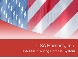 USA Harness, Inc.