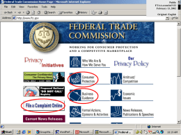 FTAA.ecom/inf/122 February 13, 2002 / The U.S. approach to