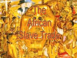 The Slave Trade - Welcome To One Bad Ant