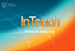 InTouch - United Nations